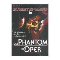 Das Phantom der Oper - UNRATED & LIMITED KLEINE HARTBOX