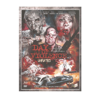 Day of Violence - UNCUT & UNRATED & INDIZIERTE 4-DISC LIMITED (500 St.) COLLECOTOR´s EDITION - DVD & Blu Ray - Cover A