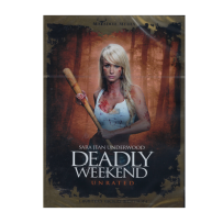 Deadly Weekend - UNCUT & UNRATED LIMITED (1.000 St.) GOLD EDITION