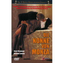 Die Nonne von Monza - UNCUT & UNRATED LIMITED (2.000 St.) GROSSE HARTBOX