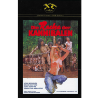 Die Rache der Kannibalen (Cannibal Ferox) - UNCUT & UNRATED LIMITED (666 St.) GROSSE HARTBOX Cov. A