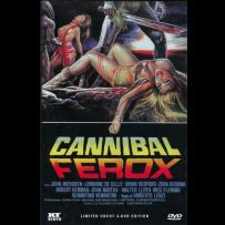 Die Rache der Kannibalen (Cannibal Ferox) - UNCUT & UNRATED INDIZIERTE LIMITED (666 St.) GROSSE HARTBOX Cov. B