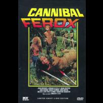 Die Rache der Kannibalen (Cannibal Ferox) - UNCUT & UNRATED INDIZIERTE LIMITED (131 St.) GROSSE HARTBOX Cov. C