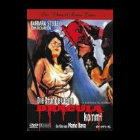 Die Stunde wenn Dracula kommt - UNCUT ERSTAUFLAGE IM PAPPSCHUBER