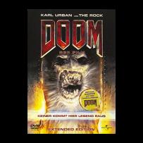 Doom - Der Film - LIMITED ERSTAUFLAGE IM PAPPSCHUBER