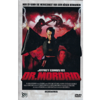 Dr. Mordrid (Rexosaurus) - UNCUT & UNRATED LIMITED (150 St.) GROSSE HARTBOX - Cover C