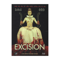 Excision - UNCUT & LIMITED (1.000 St.) MEDIABOOK - DVD & Blu Ray