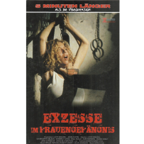 Exzesse im Frauengefängnis - Chained Heat II / 2 - UNCUT & UNRATED INDIZIERTE GROSSE HARTBOX
