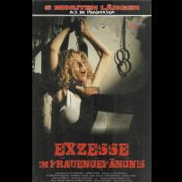 Exzesse im Frauengefängnis - Chained Heat II / 2 - UNCUT & UNRATED INDIZIERTE GROSSE HARTBOX
