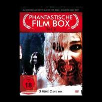 Phantastische Film Box Teil 2 - Monster Slayer & Rage 2 & Shadow - UNCUT