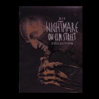 Die Nightmare on Elm Street Collection - Freddy Krueger 1-7 - UNCUT