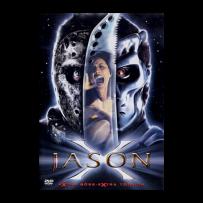Freitag der 13. - Teil 10 - Jason X - INDIZIERT & UNRATED - Erstauflage