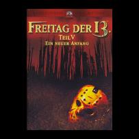 Freitag der 13. - Teil 5 / V - Ein Neuer Anfang - ERSTAUFLAGE - Gebraucht