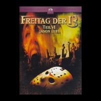 Freitag der 13. - Teil 6 / VI - Jason lebt - ERSTAUFLAGE