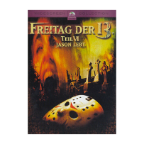 Freitag der 13. - Teil 6 / VI - Jason lebt - ERSTAUFLAGE - Gebraucht