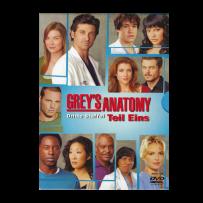 Grey´s Anatomy - Staffel 3 - Teil 1 - SCHUBER