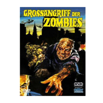 Grossangriff der Zombies - UNRATED & INDIZIERTE KLEINE HARTBOX Cover A