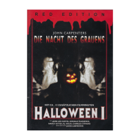 Halloween I / 1 - UNCUT RED EDITION