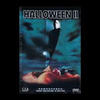 Halloween II / 2 - Das Grauen kehrt zurück - UNCUT & UNRATED KLEINE HARTBOX - COLLECTOR´s EDITION