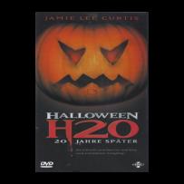 Halloween 7 - H20 - UNCUT ERSTAUFLAGE
