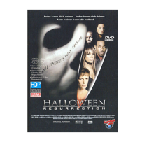 Halloween 8 - Resurrection - UNCUT 2 DISC EDITION