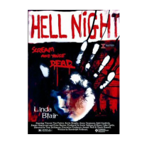 Hell Night - UNRATED KLEINE HARTBOX