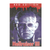 Hellraiser III 3 - UNCUT & UNRATED RED EDITION