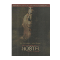 Hostel 1 - UNCUT & UNRATED STEELBOOK