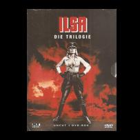 Ilsa - Die Trilogie - UNCUT & UNRATED & INDIZIERTER DVD PAPPSCHUBER