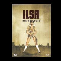 Ilsa - Die Trilogie - UNCUT & UNRATED & INDIZIERTES LIMITED (2.500 St.) DVD MEDIABOOK