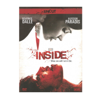 Inside - Was sie will ist in Dir. - UNCUT & UNRATED INDIZIERTES DIGIPACK