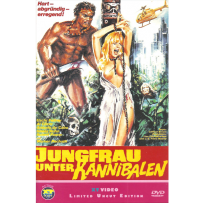 Jungfrau unter Kannibalen - UNCUT & UNRATED LIMITED GROSSE HARTBOX