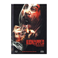 Kidnapped - UNRATED & LIMITED MEDIABOOK 444 Stück