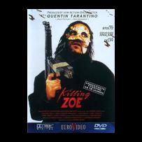 Killing Zoe - UNCUT - Quentin Tarantino - Erstauflage