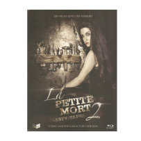 La Petite Mort 2 - Nasty Tapes - UNCUT & UNRATED LIMITED (666 St.) MEDIABOOK Cover C - DVD & Blu Ray