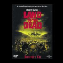 Land of the Dead - UNCUT DIRECTOR´s CUT ERSTAUFLAGE IM PAPPSCHUBER