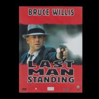 Last Man Standing - UNCUT ERSTAUFLAGE