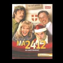 MA 2412 - Die ganze Wahrheit - 7 DVD ORF EDITION