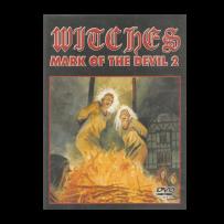 Hexen geschändet und zu Tode gequält - Mark of the Devil 2 - UNRATED & UNCUT & INDIZIERTES BOOTLEG