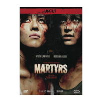 Martyrs - UNCUT & UNRATED INDIZIERTES DIGIPAK IM PAPPSCHUBER