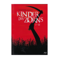 Kinder des Zorns Trilogy (1-3 / I - III) - UNCUT & UNRATED Blu Ray MEDIABOOK