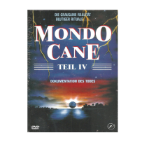 Mondo Cane - Teil IV / 4 - INDIZIERTE & UNRATED KLEINE HARTBOX Cover A