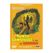 Mondo Cannibale 2 - Der Vogelmensch - UNRATED Cover B