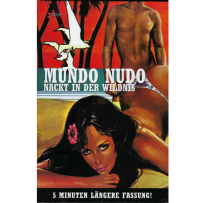 Mundo Nudo / Mundo Verde - Nackt in der Wildnis - UNCUT & UNRATED GROSSE HARTBOX