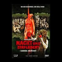 Nackt und zerfleischt - FULL UNCUT EDITION - KLEINE HARTBOX