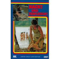 Nackt und zerfleischt (Cannibal Holocaust) - UNCUT & UNRATED INDIZIERTE LIMITED (333 St.) GROSSE HARTBOX Cov. C