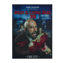 Night of the Living Dead 3D - 2 DISC UNCUT SPECIAL EDITION