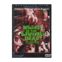 Night of the living Dead - UNCUT MARKETING EDITION