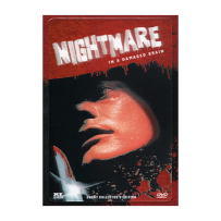 Nightmare in a Damaged Brain - UNRATED 3D METALPAK