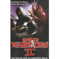 Ninja Warriors II 2 - UNCUT & UNRATED - LIMITED (99 Stück) GROSSE HARTBOX Cover B